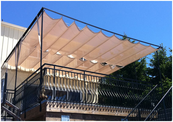 Belaire Engineering Architectural Awnings Company